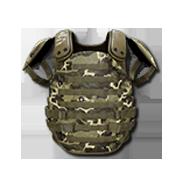 防弹衣3级